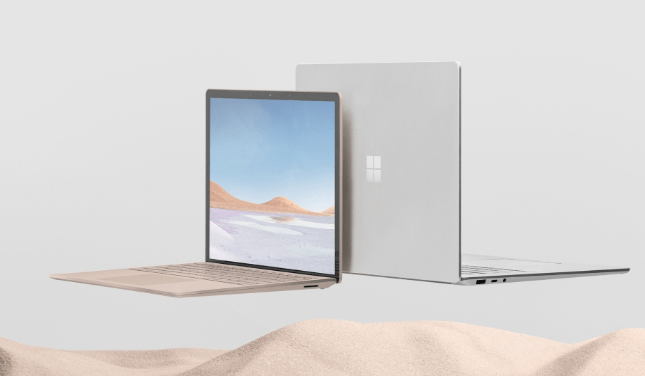 Surface Laptopはデザイン性抜群